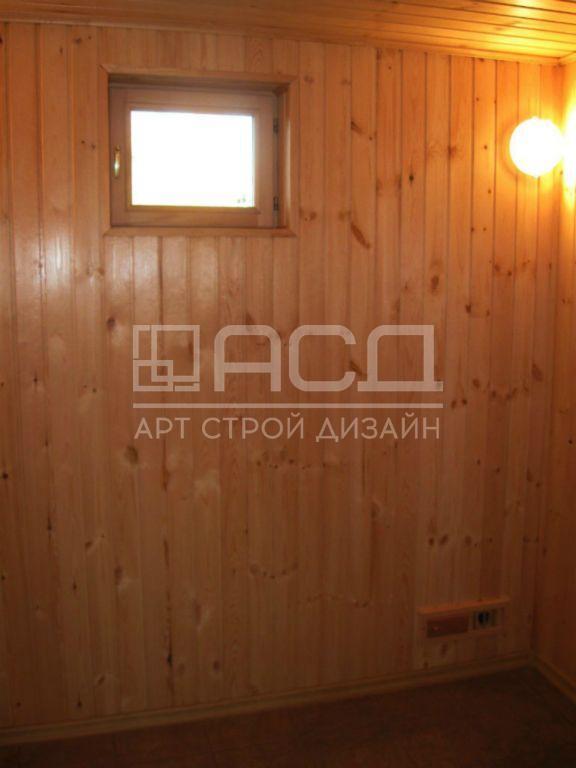 Баня 5х6 с внутренней отделкой в Балашихе