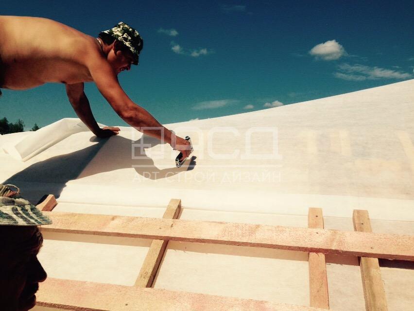 Крыша 4