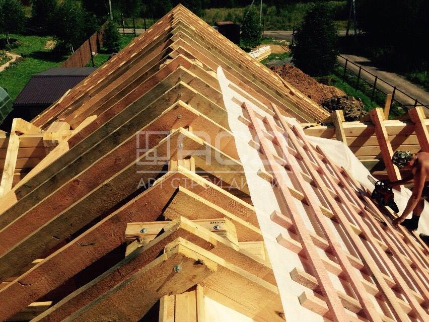 Крыша 8