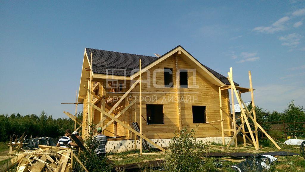 Готовый дом 4