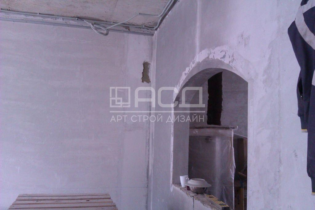 Отделка таунхауса в Красногорском районе (март)