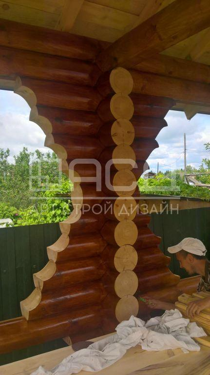 Строительство беседки в Краснодаре