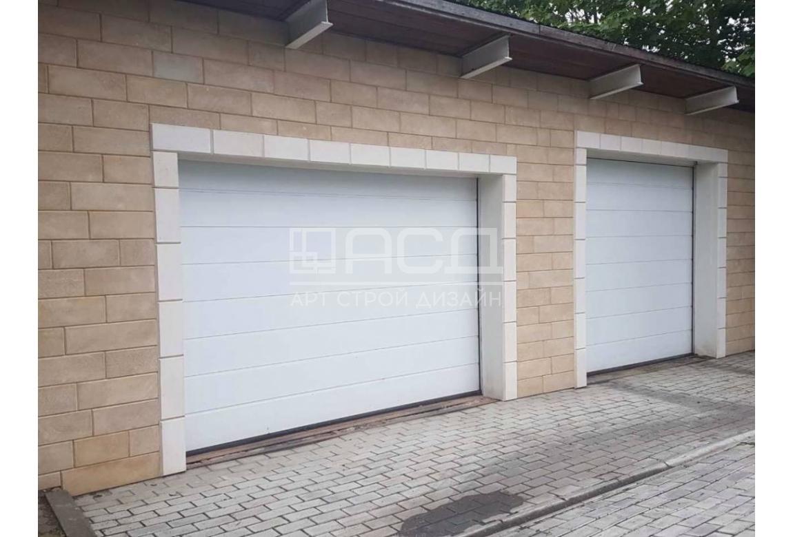 Проект гаража ГР-007