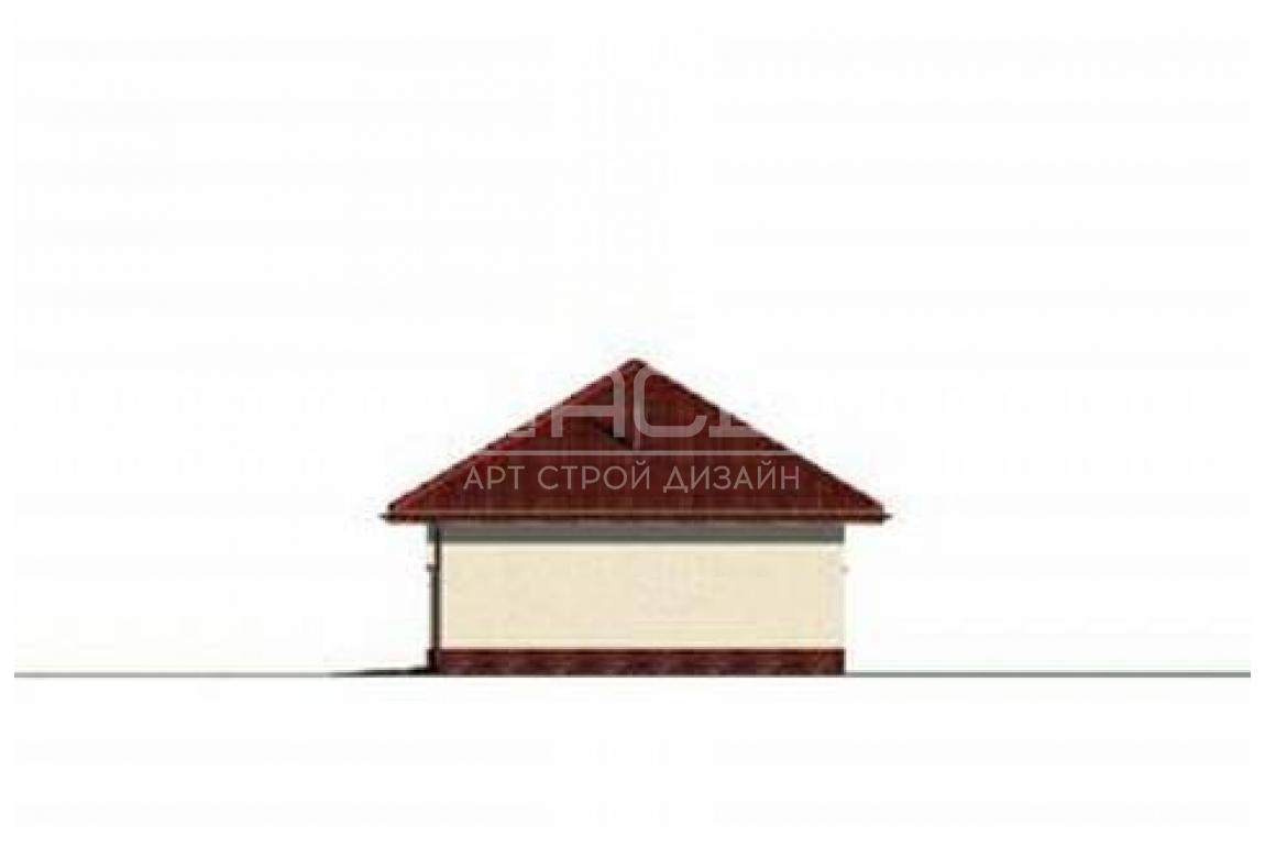 Проект гаража №3