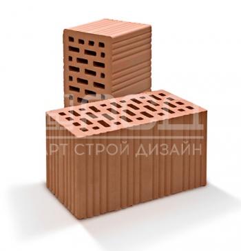 Рядовой кирпич (персик) 250* 120*140