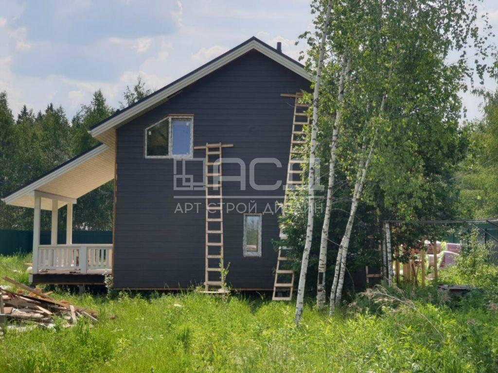 Каркасный дом в Завидово