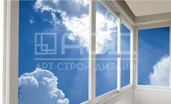 При заказе строительства частного дома однокамерные окна в подарок