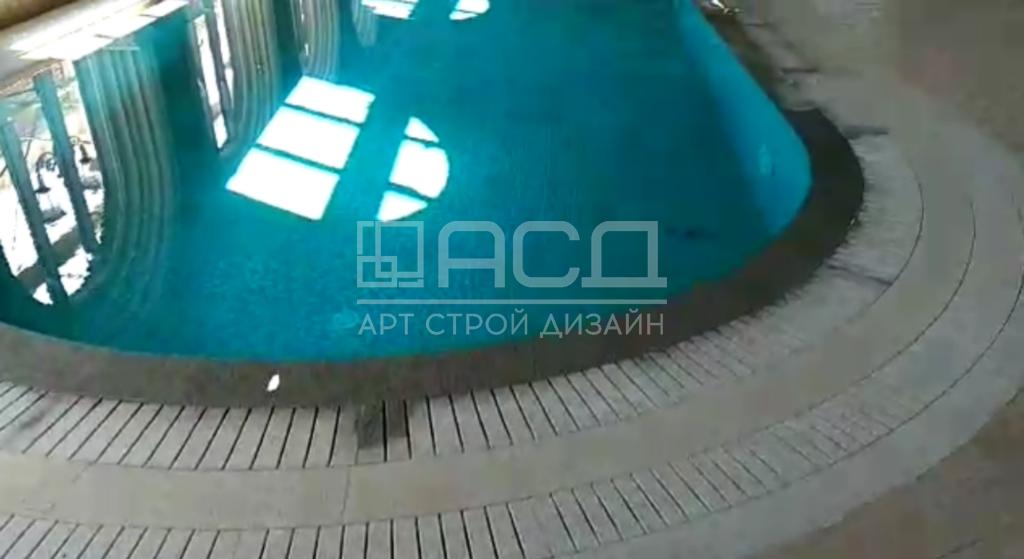 Внутренняя отделка дома в Краснодаре