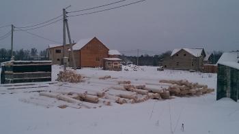 Строительство бани из бруса в Солнечногорском районе