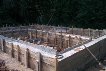 Строительство бани в Волоколамском районе