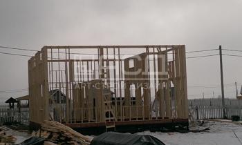 Строительство каркасного дома в Химкинском районе