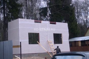 Строительство каркасного дома в Солнечногорском районе