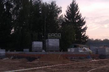 Строительство магазина в Лобне