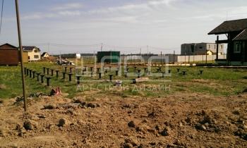 Строительство свайного фундамента в Зеленограде