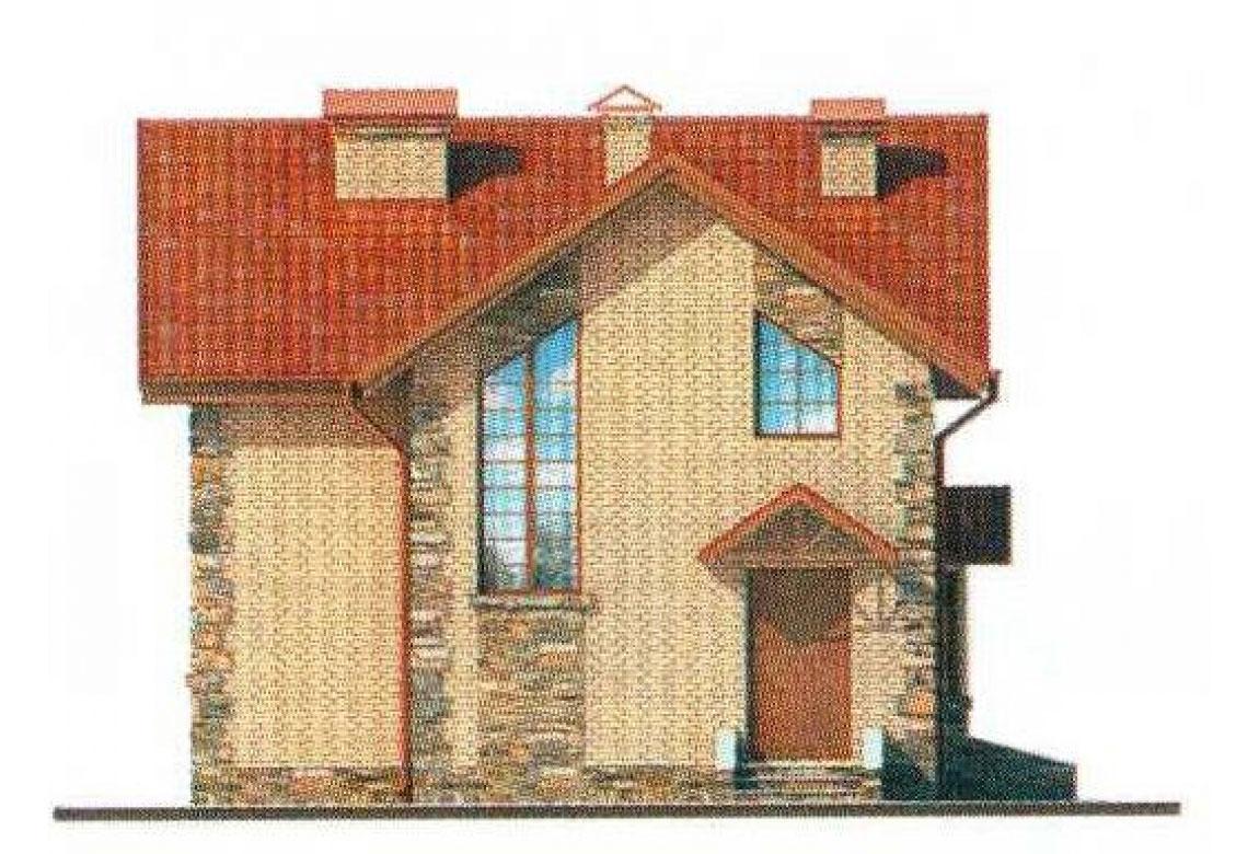 Проект дома из кирпича АСД-1001 (uploads/gss/goods/1/big_2.jpg).