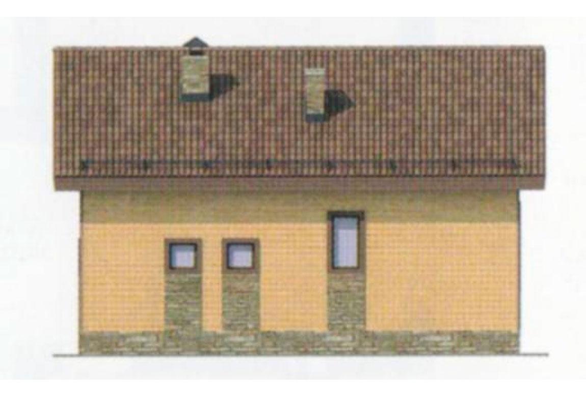 Проект дома из блоков АСД-1101 (uploads/gss/goods/101/big_3.jpg).