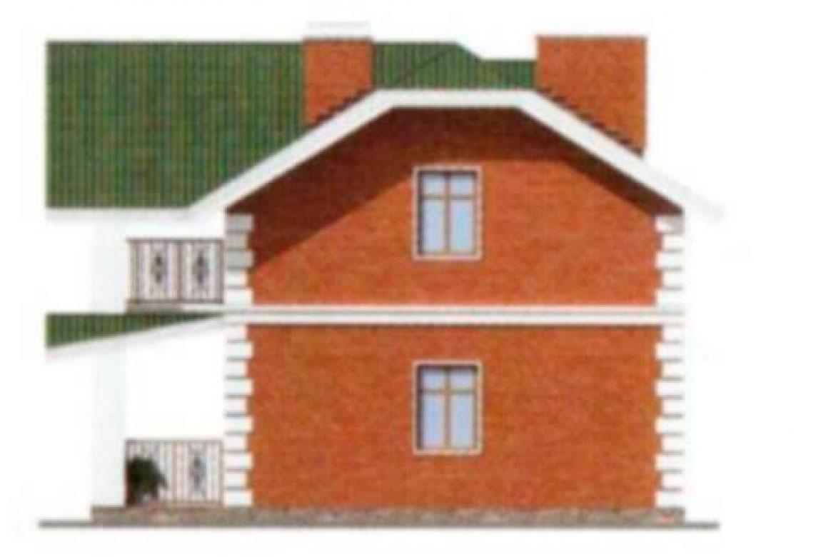 Проект дома из блоков АСД-1102 (uploads/gss/goods/102/big_2.jpg).
