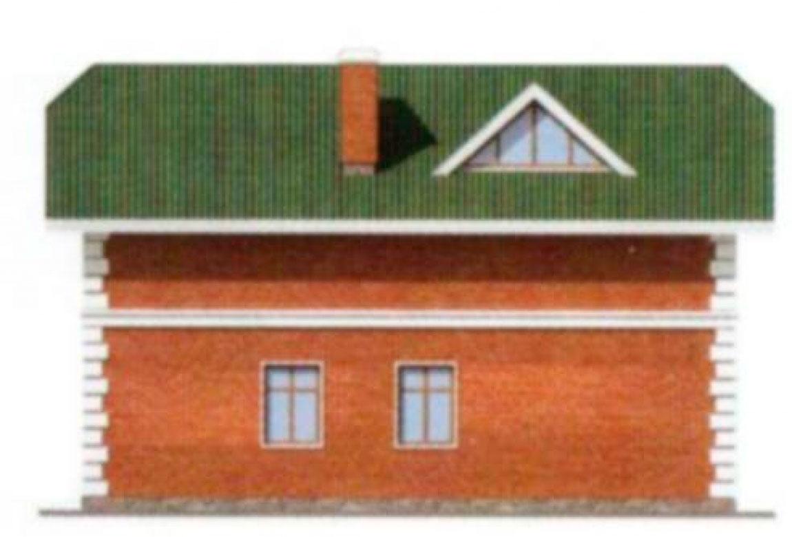 Проект дома из блоков АСД-1102 (uploads/gss/goods/102/big_3.jpg).