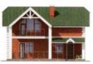 Проект дома из блоков АСД-1102 (uploads/gss/goods/102/thumb_5.jpg).
