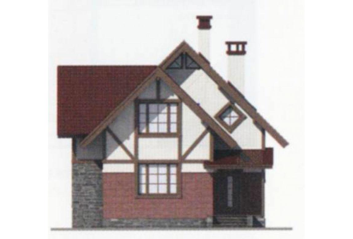 Проект дома из блоков АСД-1107 (uploads/gss/goods/107/big_5.jpg).