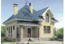 Проект дома из блоков АСД-1110 (uploads/gss/goods/110/thumb_1.jpg).