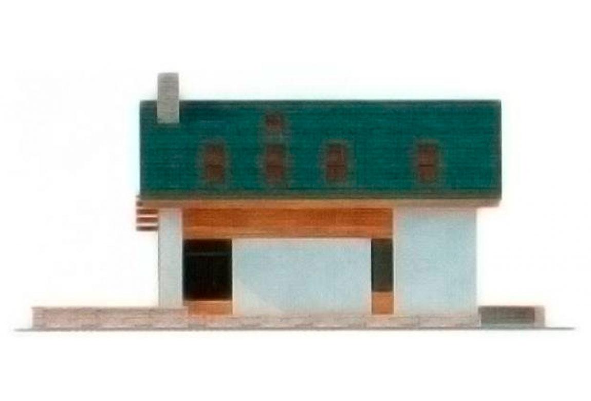 Проект дома из блоков АСД-1111 (uploads/gss/goods/111/big_2.jpg).