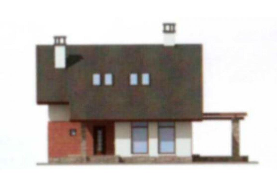 Проект дома из блоков АСД-1112 (uploads/gss/goods/112/big_2.jpg).