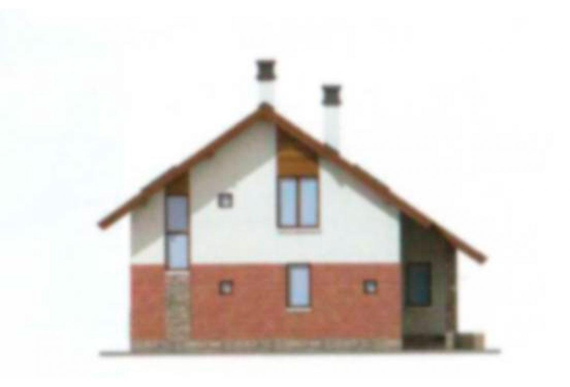 Проект дома из блоков АСД-1112 (uploads/gss/goods/112/big_3.jpg).