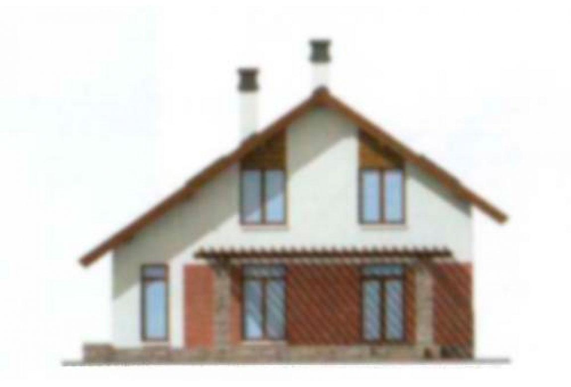 Проект дома из блоков АСД-1112 (uploads/gss/goods/112/big_5.jpg).