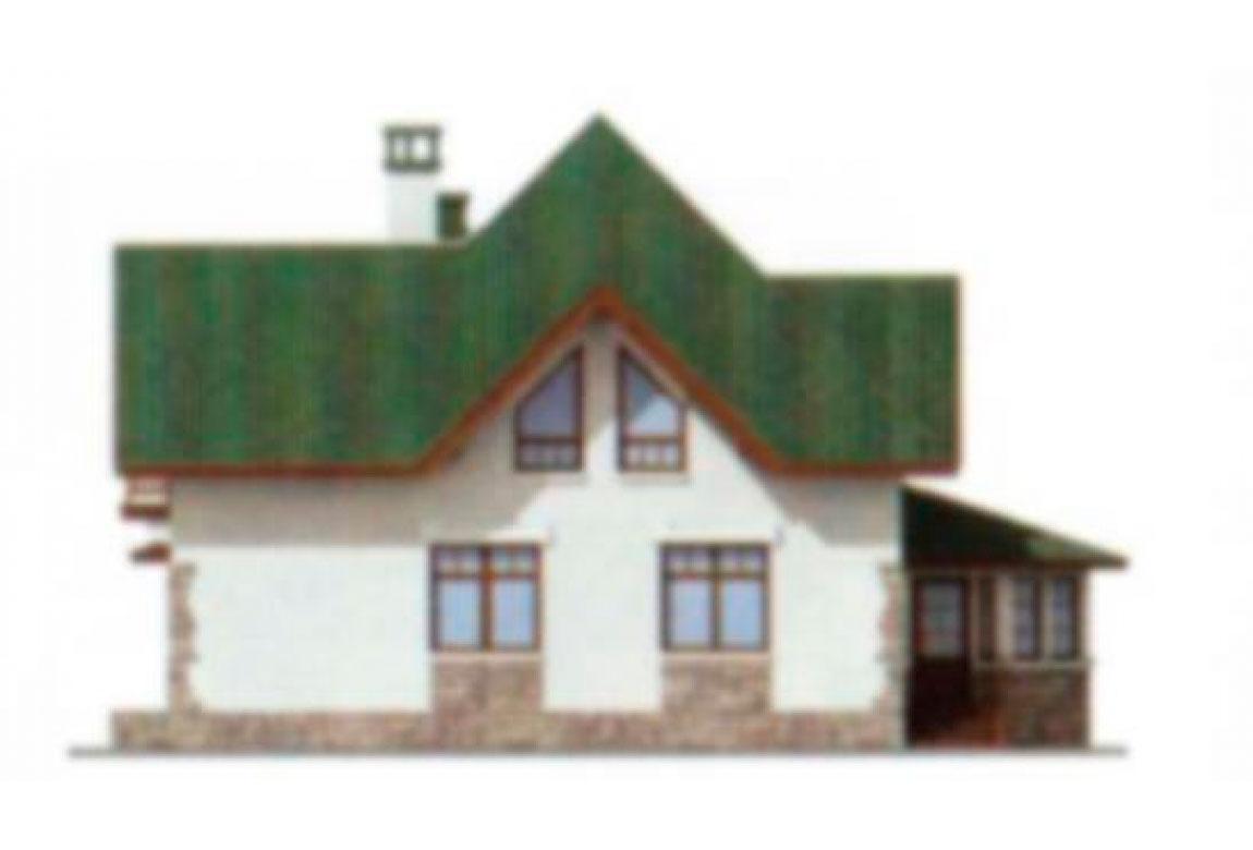 Проект дома из блоков АСД-1113 (uploads/gss/goods/113/big_2.jpg).