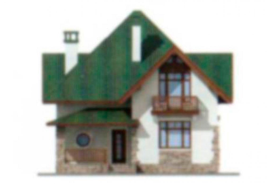 Проект дома из блоков АСД-1113 (uploads/gss/goods/113/big_5.jpg).