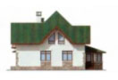 Проект дома из блоков АСД-1113 (uploads/gss/goods/113/thumb_2.jpg).