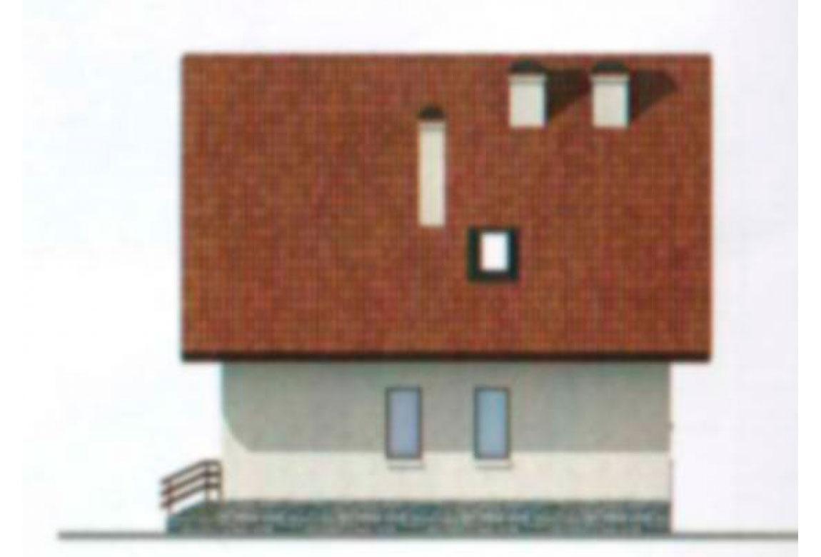 Проект дома из блоков АСД-1115 (uploads/gss/goods/115/big_4.jpg).