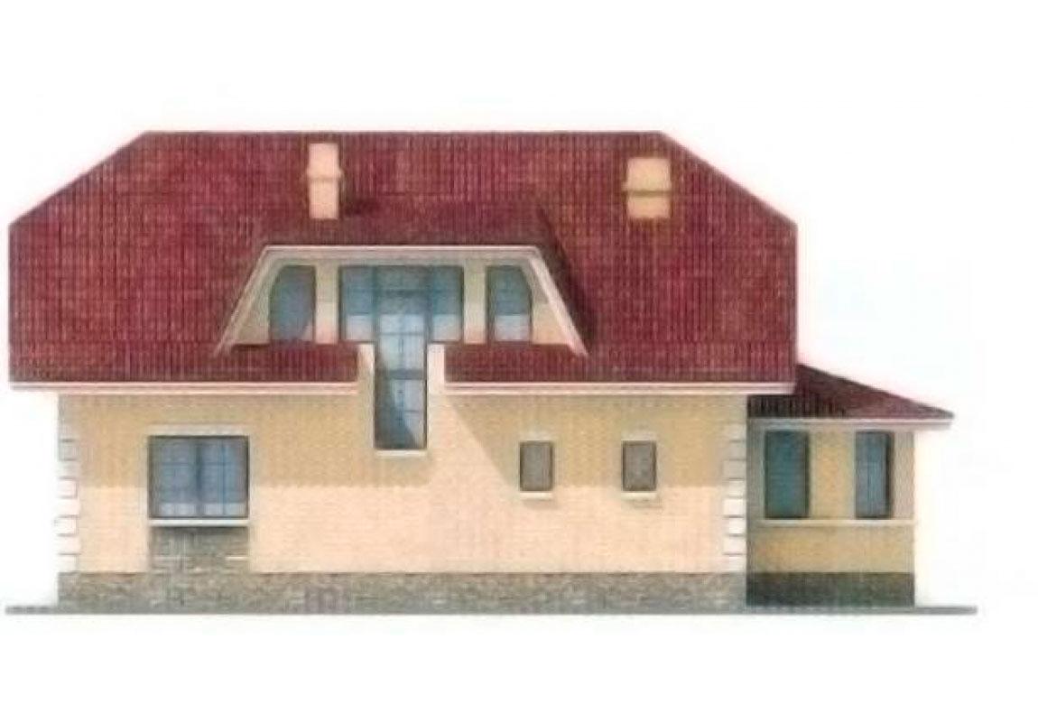Проект дома из блоков АСД-1117 (uploads/gss/goods/117/big_3.jpg).