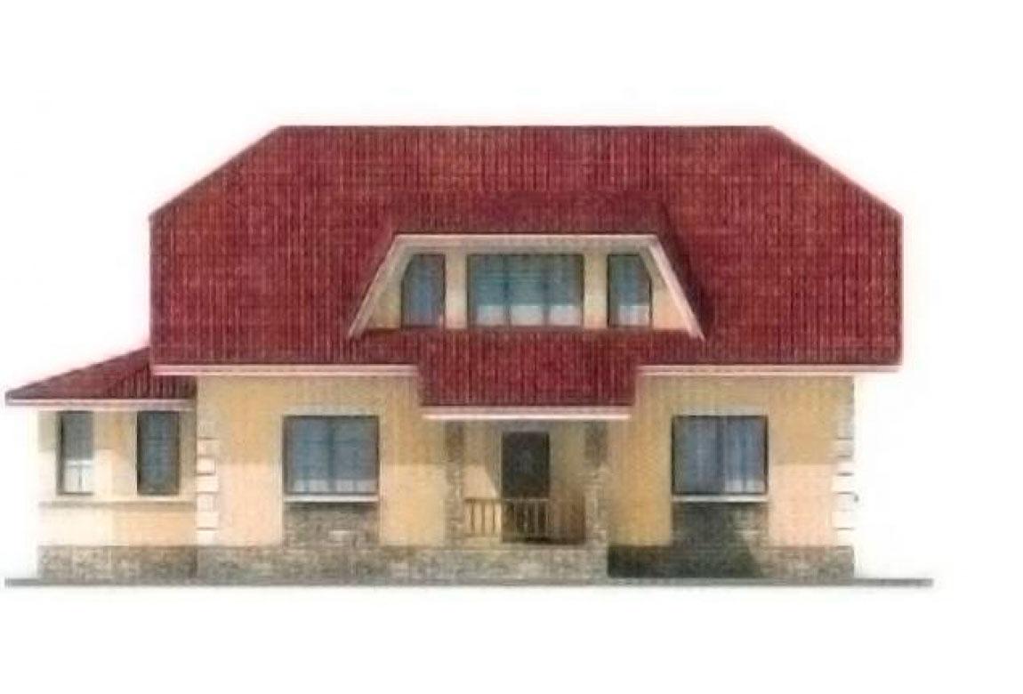 Проект дома из блоков АСД-1117 (uploads/gss/goods/117/big_5.jpg).