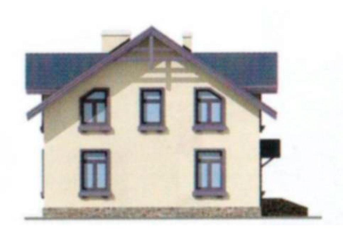 Проект дома из блоков АСД-1119 (uploads/gss/goods/119/big_3.jpg).