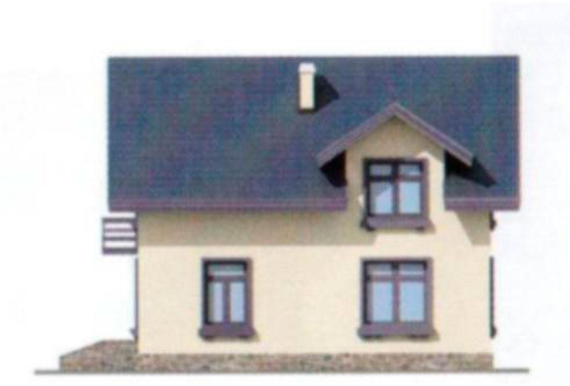 Проект дома из блоков АСД-1119 (uploads/gss/goods/119/big_4.jpg).