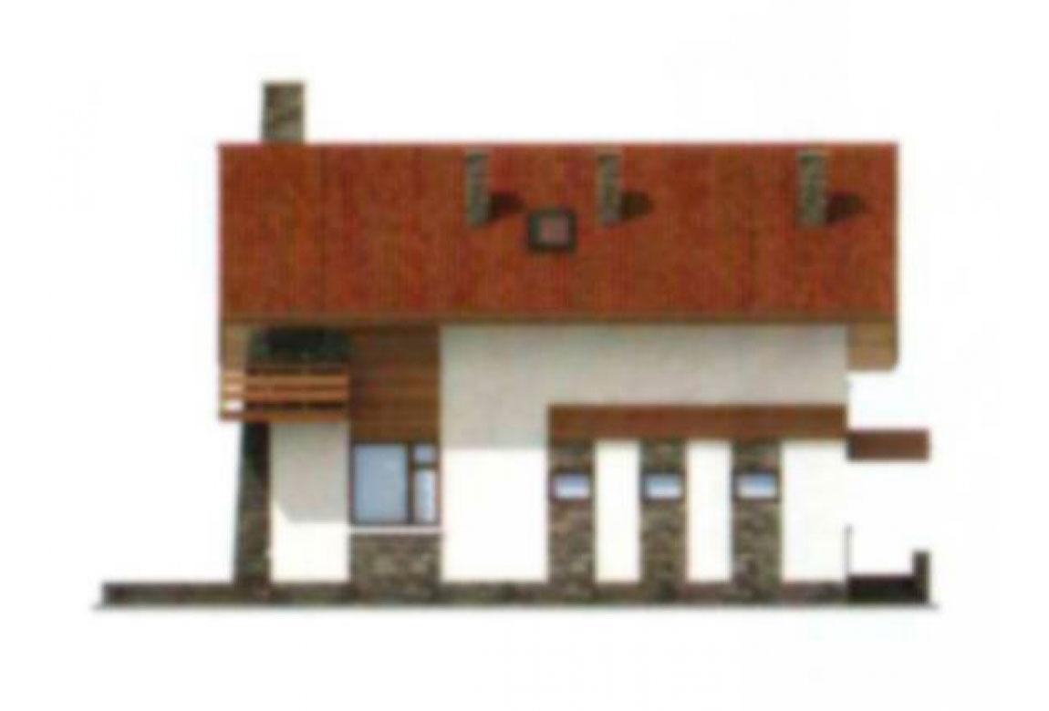 Проект дома из блоков АСД-1124 (uploads/gss/goods/124/big_2.jpg).