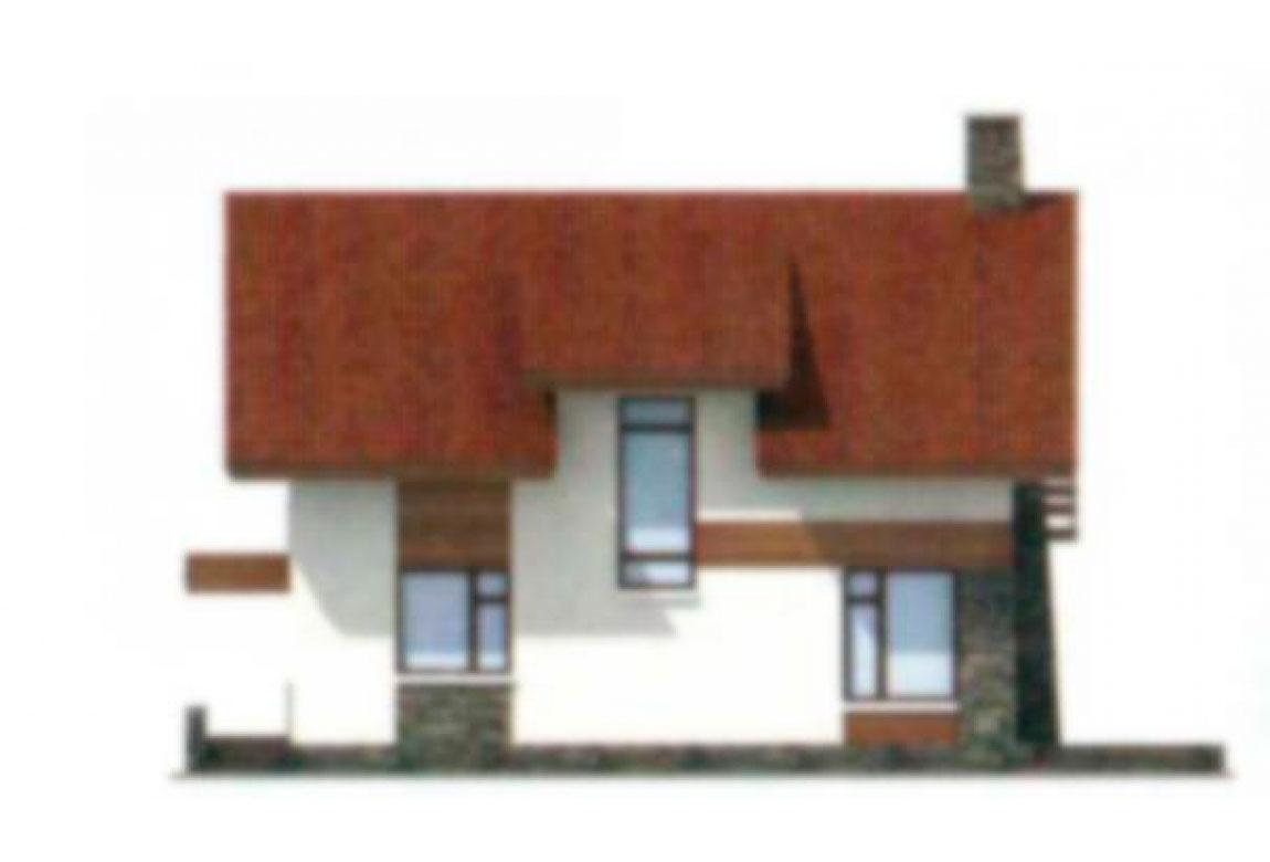 Проект дома из блоков АСД-1124 (uploads/gss/goods/124/big_5.jpg).