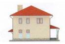 Проект дома из блоков АСД-1128 (uploads/gss/goods/128/thumb_3.jpg).