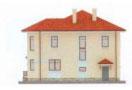 Проект дома из блоков АСД-1128 (uploads/gss/goods/128/thumb_4.jpg).