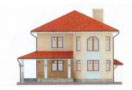 Проект дома из блоков АСД-1128 (uploads/gss/goods/128/thumb_5.jpg).