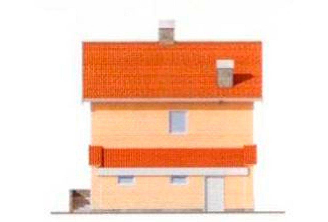 Проект дома из блоков АСД-1129 (uploads/gss/goods/129/big_3.jpg).