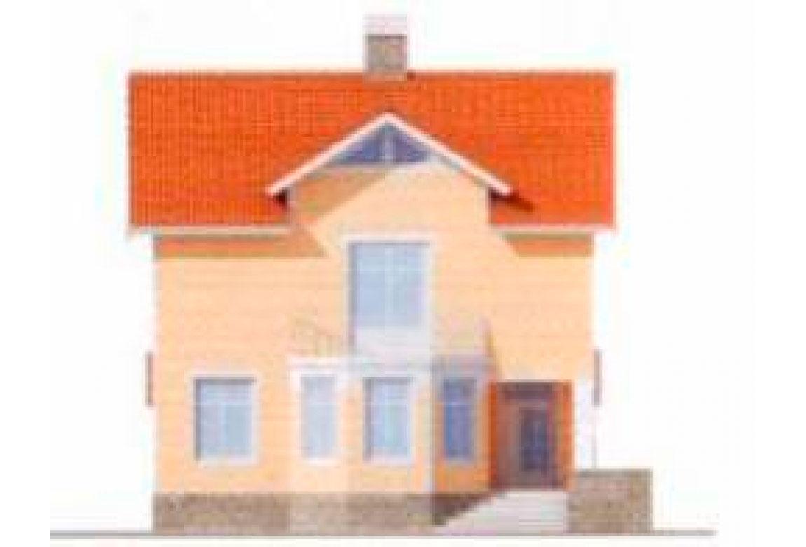 Проект дома из блоков АСД-1129 (uploads/gss/goods/129/big_5.jpg).
