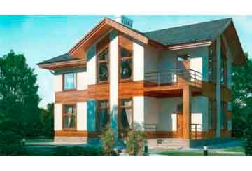 Проект кирпичного дома АСД-1013