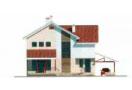 Проект дома из блоков АСД-1130 (uploads/gss/goods/130/thumb_3.jpg).