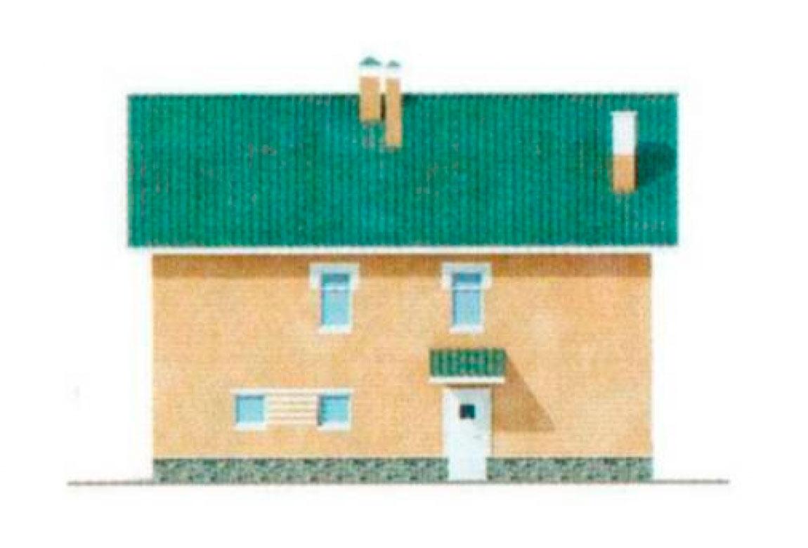 Проект дома из блоков АСД-1133 (uploads/gss/goods/133/big_2.jpg).