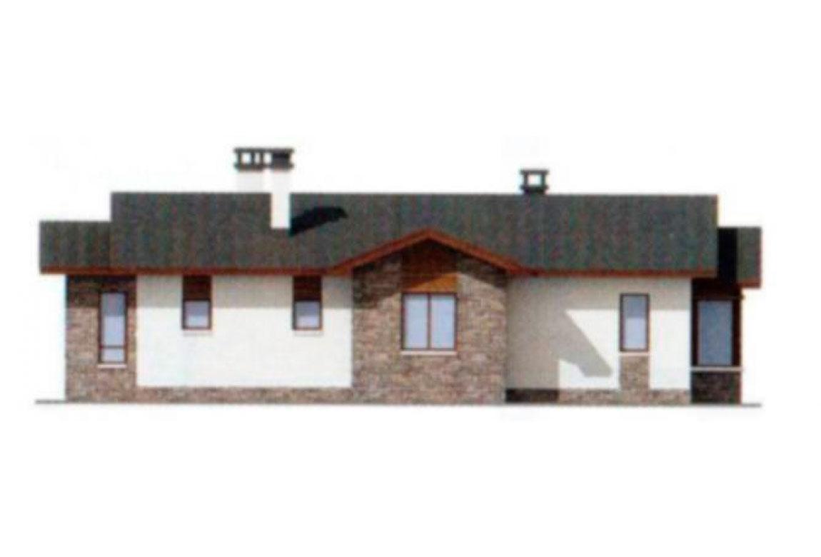 Проект дома из кирпича АСД-1014 (uploads/gss/goods/14/big_3.jpg).