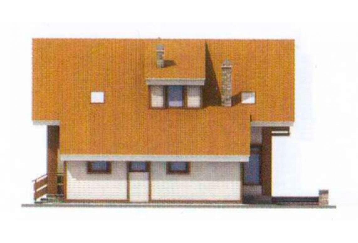 Проект дома из блоков АСД-1140 (uploads/gss/goods/140/big_2.jpg).
