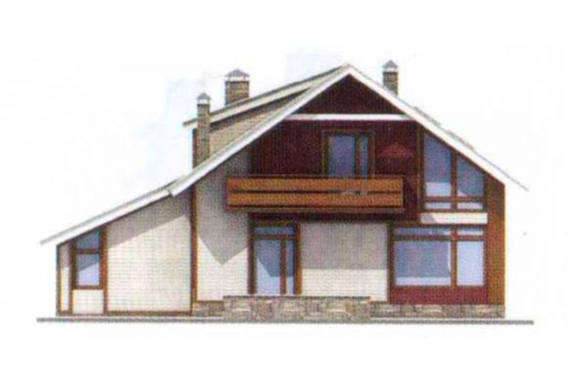Проект дома из блоков АСД-1140 (uploads/gss/goods/140/big_3.jpg).
